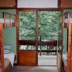 Chambre avec vue sur l'étang