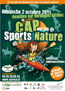 Cap sur les Sports Nature 2011