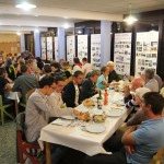 50 ans - repas soir
