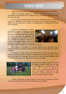 Sancto Prixin 2017 bulletin municipal Saint Priest de Gimel
