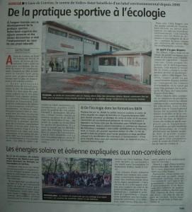 La Montagne 28/10/2011