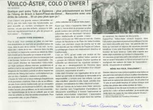 La Trousse Corrézienne 11/2015
