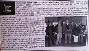 Lagraulière 2009