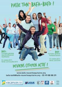 Plaquette BAFA BAFD 2017-2018